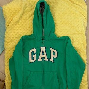 Size 10 GAP hooded zip up jacket MUST BUNDLE!